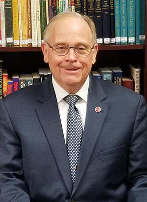 Pastor Gary Dull